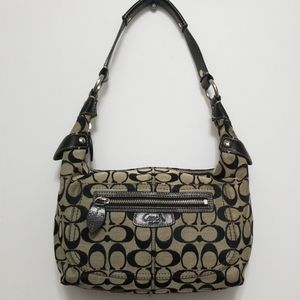 COACH Penelope Signature Hobo Purse